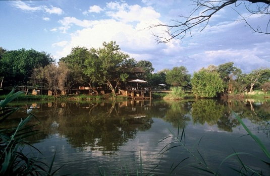 Mogalakwena View From River